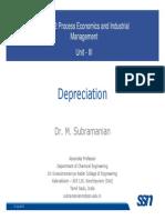 Lecture 02 Depreciation