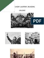 Cuaderno Segunda Guerra