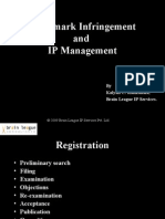 Trademark Infringement & IP Management