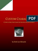 D20 Custom Characters