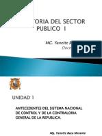 Unidad 1 Antecedentes Del Sistema Nacional de Control 2014 Ybm