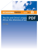 The EU and Chinas Engagement in Africa-1