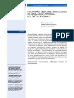 Mecanismos Moleculares Da Ação Dos Anti-Inflamatorios Esteroidais
