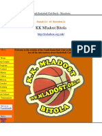 Youth Basketball Club Bitola