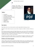 Martín de Álzaga - Wikipedia, La Enciclopedia Libre