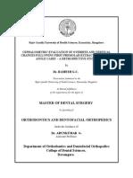 Dr. Ramesh g.c.-dissertation