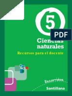 naturales 5to