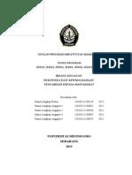 Contoh Format PKM 2013