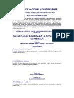 Asamblea Nacional Constituyente 1985
