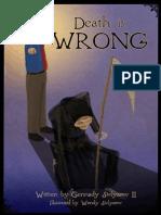 Death is Wrong - Stolyarov II, Gennady