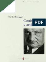 Heidegger, Martin - Conferencias y Artículos