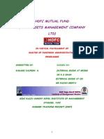 Hdfc Operations Management