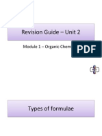 complete Revision Unit 2 AS Chemistry OCR (F322) AS - LEVEL