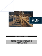 Best Practice Fluid Piping & Insulation