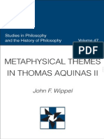 Wippel J. -Metaphysical Themes in Thomas Aquinas II
