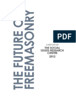 UGLE - Future of Freemasonry Report (2012)