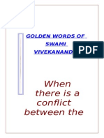 18701 Golden Words of Swami Vivekananda