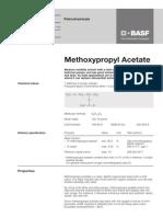 Methoxypropyl Acetate (MPA)