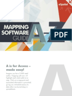 A Z Guide Mapping Software