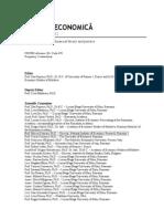 Revista Economica Vol 4 2012