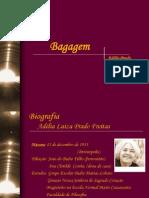 Bagagem Adelia Prado
