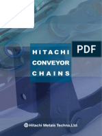 Conveyorchains Hitachi