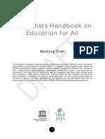 16. Draft Journalist Handbook EFA