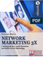 NETWORK MARKETING 3X