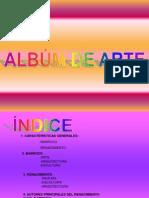 Album de Arte No Borrar