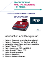 Electronic Tax Registers 2