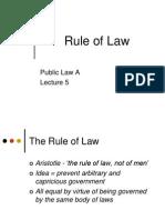 5 Rule of Law (1)