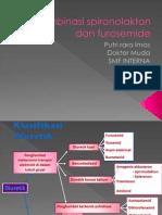 Kombinasi Spironolakton Dan Furosemide