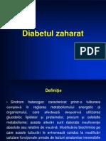 Curs Diabet