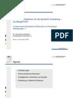 D21-Kongress_AG11_DOI_Netzarchitekturen_für_die_deutsche_Verwaltung_1-1_20091106