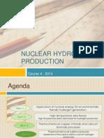 Energia Hidrogenului - Nuclear Hydrogen Production - Course 4