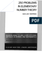 250 Problems in Elementary Number Theory