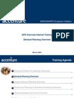 SCM APO DP Overview