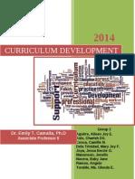 curriculum development for education