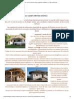Case de Lut – Cum Se Construiau Casele Tradiționale Românești _ Case Din Baloti de Paie