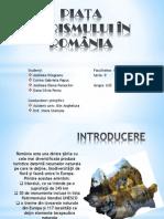 Piaţa Turismului În România