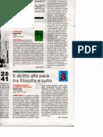 Dettato - Il Fatto Quotidiano 17 Maggio