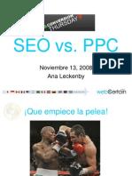 SEO vs PPC Barcelona 2008-3