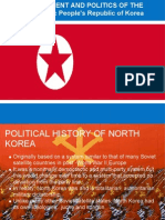Government and Politics of the North Korea(2)