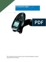 MT2000 Scanner Configuration BI