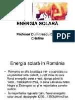 Energia Solara 1