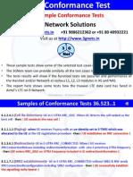3GNets Sample Test