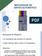 Misturador de Corantes Automático_ Previa Tcc
