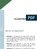 Algoritmo y Lenguajes de Programación (1)