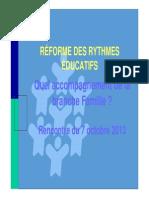 PrésentationfinancementsCafréformerythmeséducatifs