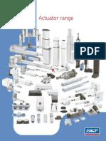 Actuator Range